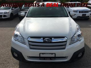 Used 2013 Subaru Outback 2.5i**LIMITED**NAV**BACK-UP CAM**ROOF** for sale in Mississauga, ON