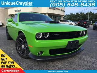 Used 2017 Dodge Challenger R/T 392 | WE WANT YOUR TRADE | OPEN SUNDAY | for sale in Burlington, ON