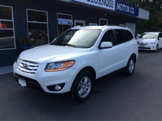 Used 2010 Hyundai Santa Fe GL for sale in Parksville, BC