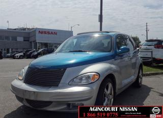 Used 2001 Chrysler PT Cruiser Limited |AS-IS SUPER SAVER| for sale in Scarborough, ON