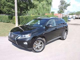 Used 2013 Lexus RX 450h HYBRID for sale in Brampton, ON