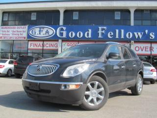 Used 2008 Buick Enclave CXL BEAUTY MODEL & CLAS, READY FOR  BACK TO SCHOOL for sale in North York, ON