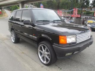 Used 1996 Land Rover Range Rover SE for sale in Surrey, BC
