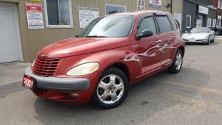 Used 2001 Chrysler PT Cruiser for sale in Tilbury, ON