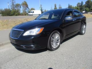 Used 2014 Chrysler 200 Limited for sale in Surrey, BC