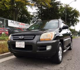Used 2005 Kia Sportage LX for sale in Scarborough, ON