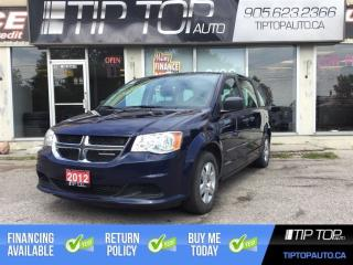 Used 2012 Dodge Grand Caravan SE ** Cruise Control, A/C, Heated Mirrors** for sale in Bowmanville, ON