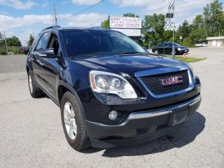 Used 2008 GMC Acadia SLT1 for sale in Komoka, ON