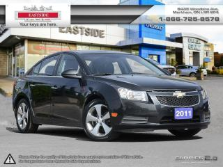 Used 2011 Chevrolet Cruze Sedan LTZ LTZ FWD for sale in Markham, ON