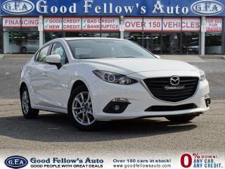 Used 2014 Mazda MAZDA3 GS-SKY, NAV, ALLOY RIMS, SUNROOF, CAMERA for sale in North York, ON
