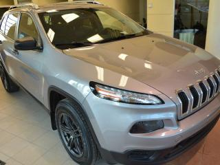 Used 2014 Jeep Cherokee SPORT 4X4 for sale in Edmonton, AB