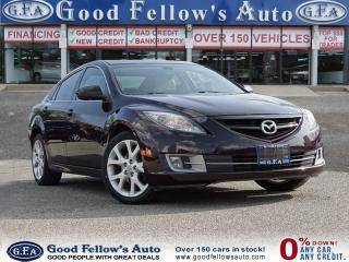 Used 2010 Mazda MAZDA6 GT MODEL, SUNROOF, LEATHER for sale in North York, ON