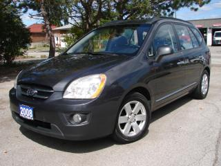 Used 2008 Kia Rondo EX for sale in Mississauga, ON