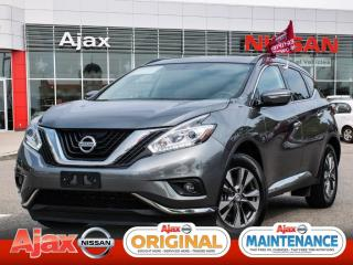 Used 2015 Nissan Murano SV*Ajax Nissan Original*Accident Free for sale in Ajax, ON