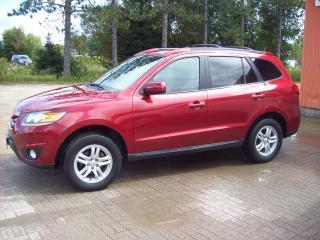 Used 2010 Hyundai Santa Fe GL for sale in Sundridge, ON