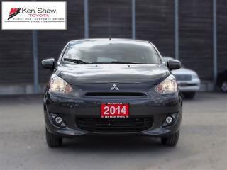 Used 2014 Mitsubishi Mirage SE for sale in Toronto, ON