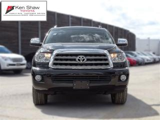 Used 2016 Toyota Sequoia Limited 5.7L V8 for sale in Toronto, ON