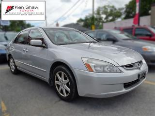 Used 2003 Honda Accord EX-V6 for sale in Toronto, ON