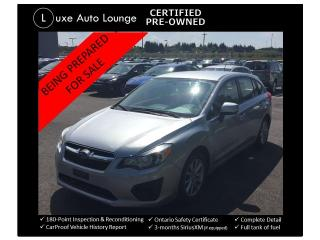 Used 2013 Subaru Impreza 2.0i w/Touring Pkg - ONLY 49000KM! AWD, HATCHBACK! for sale in Orleans, ON