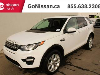 Used 2016 Land Rover Discovery Sport HSE 4dr 4x4 for sale in Edmonton, AB