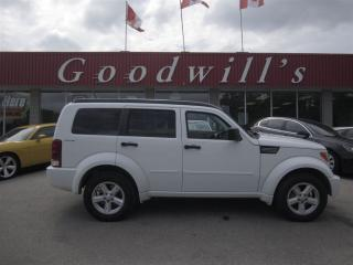 Used 2011 Dodge Nitro SXT! ROOF RACK! for sale in Aylmer, ON