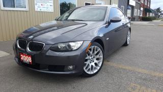 Used 2008 BMW 3 Series 328xi-AWD-LEATHER-SUNROOF-BLUETOOTH for sale in Tilbury, ON