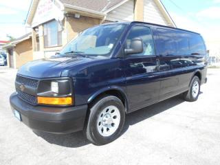 Used 2012 Chevrolet Express 1500 LS ALL WHEEL DRIVE 8Passenger 5.3L V8 ONLY 53,000K for sale in Etobicoke, ON