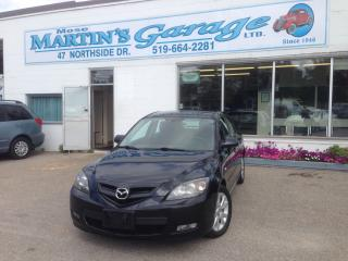 Used 2008 Mazda MAZDA3 GS for sale in St Jacobs, ON