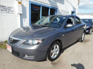Used 2009 Mazda MAZDA3 for sale in Brantford, ON