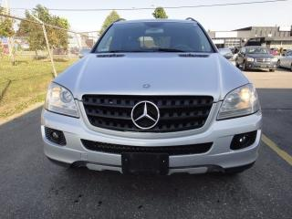 Used 2006 Mercedes-Benz ML-Class 3.5L,NAVI ,MINT CONDITION,AWD for sale in North York, ON