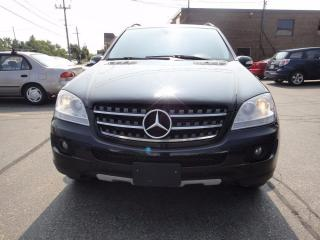 Used 2008 Mercedes-Benz ML-Class 3.0L CDI,NAVI,MINT CONDITION for sale in North York, ON