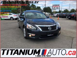Used 2014 Nissan Altima 2.5 SV+Camera+Sunroof+Remote Start+Heated Seats+XM for sale in London, ON