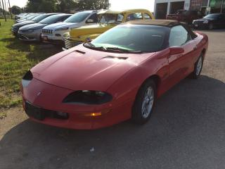 Used 1995 Chevrolet Camaro Z28 for sale in Alliston, ON