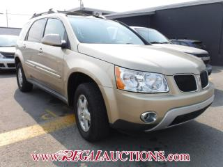 Used 2007 Pontiac Torrent 4D Utility AWD for sale in Calgary, AB