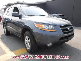 Used 2009 Hyundai Santa Fe GL 4D Utility AWD 3.3L for sale in Calgary, AB