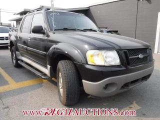 Used 2003 Ford EXPLORER SPORT TRAC  4D UTILITY 4WD for sale in Calgary, AB