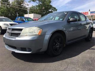 Used 2009 Dodge Avenger SE for sale in Hamilton, ON