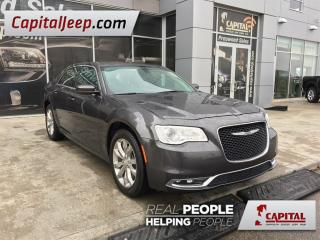 Used 2016 Chrysler 300 Touring| Low KM| AWD| Leather| Remote Start for sale in Edmonton, AB