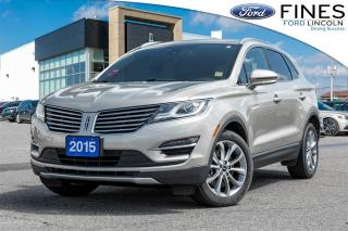 Used 2015 Lincoln MKC SELECT - PANO ROOF, BLIS, NAVI & MORE! for sale in Bolton, ON