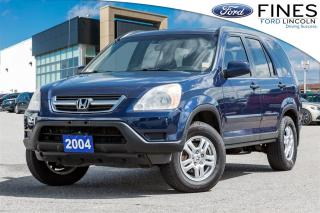 Used 2004 Honda CR-V EX-L - SOLD! YOU CERTIFY & YOU SAVE! for sale in Bolton, ON