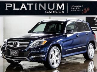 Used 2015 Mercedes-Benz GLK 250 BlueTEC, NAVI, CAM, PANO for sale in Toronto, ON