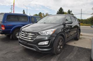 Used 2013 Hyundai Santa Fe Sport 0 down! $114.00 bi weekly for sale in Aurora, ON