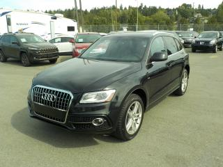 Used 2013 Audi Q5 2.0 Quattro PRESTIGE for sale in Burnaby, BC