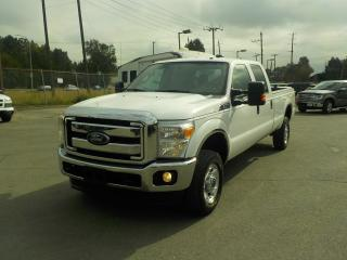 Used 2011 Ford F-350 SD XLT Crew Cab Long Box 4WD for sale in Burnaby, BC