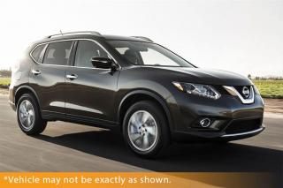 Used 2014 Nissan Rogue SL, Navi, Pano Roof, 360 Cam, for sale in Winnipeg, MB