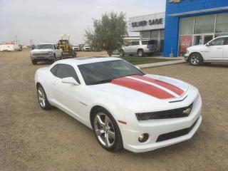 Used 2010 Chevrolet CAMARO 2SS COUPE 2SS w/6 Speed Standard for sale in Shaunavon, SK