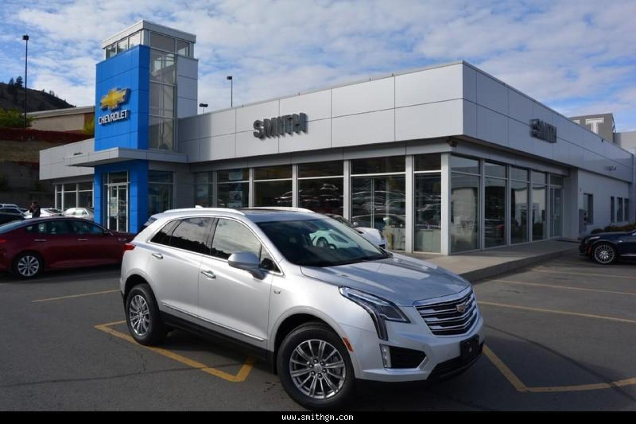Photo of Silver 2018 Cadillac XT5