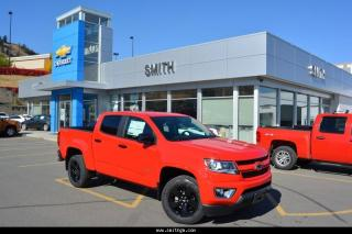 New 2018 Chevrolet Colorado LT for sale in Kamloops, BC