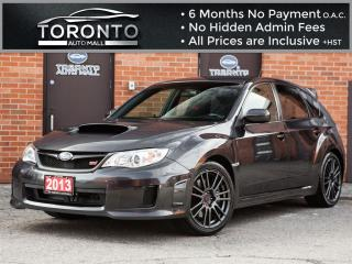 Used 2013 Subaru Impreza WRX STi ***SOLD***6 Speed+heated seats+Turbo charged+ for sale in North York, ON