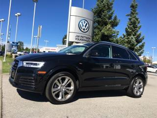 Used 2017 Audi Q3 2.0T Technik quattro 6sp Tiptronic for sale in Surrey, BC